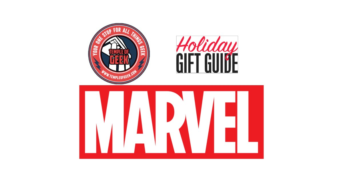 Marvel Gift Guide 2017