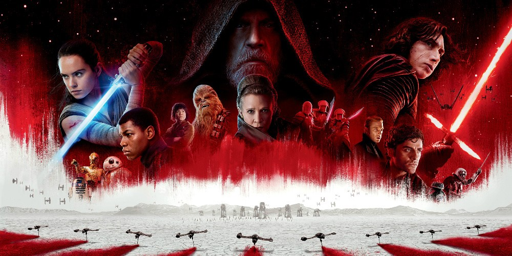 Let's Review: The Last Jedi