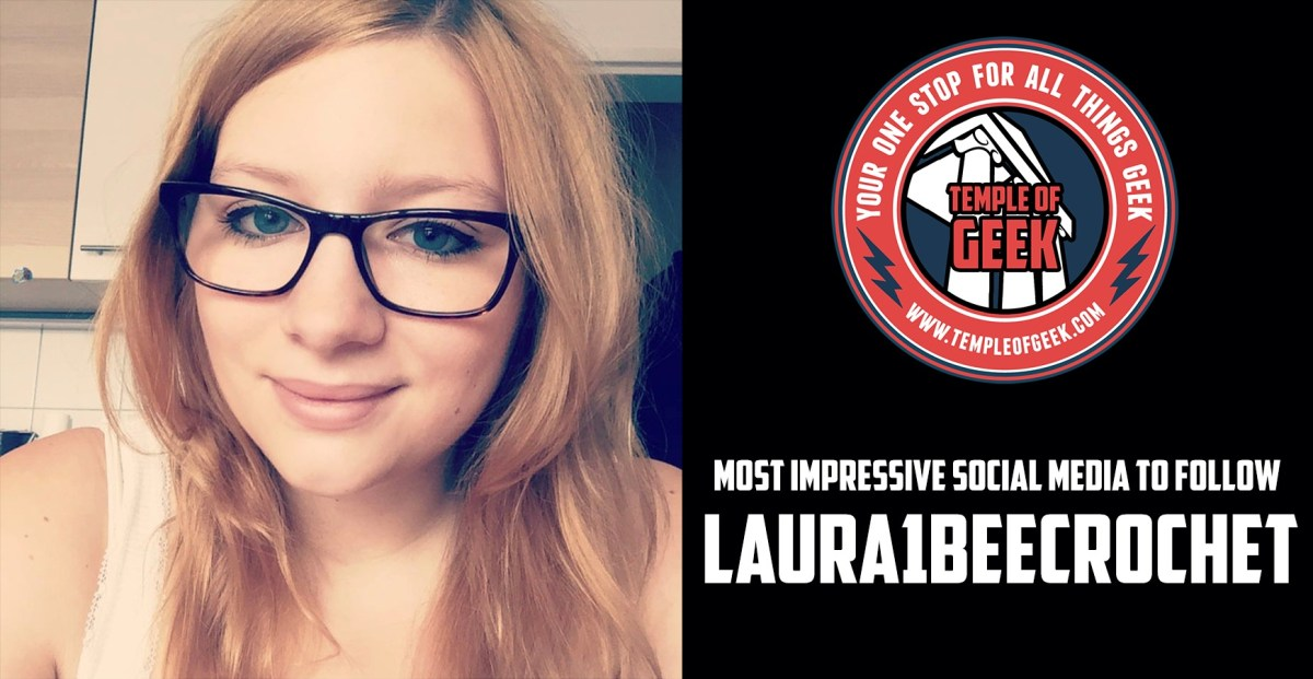Most Impressive Social Media to Follow – Laura1BeeCrochet