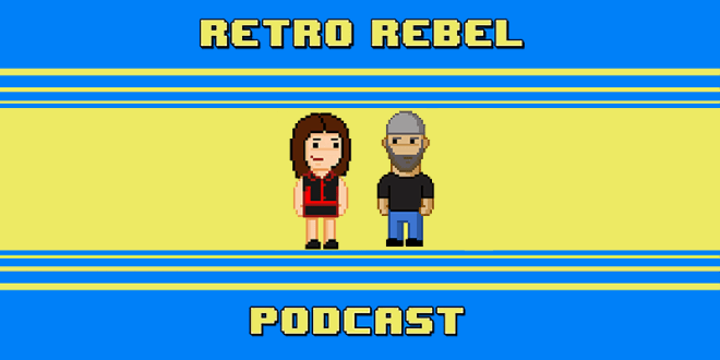 Retro Rebel Podcast – Episode 42: The Bread Sandwich Edition!