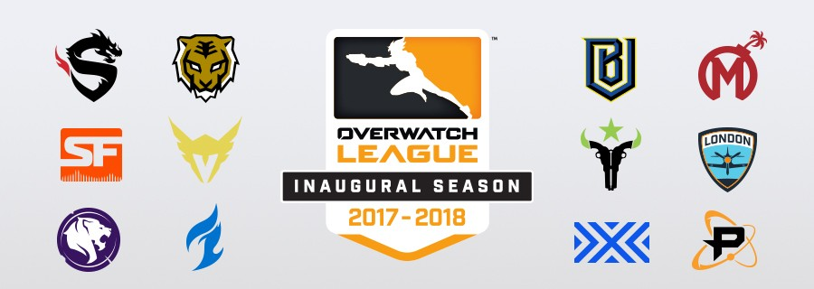 Overwatch League - Week 1 Standings