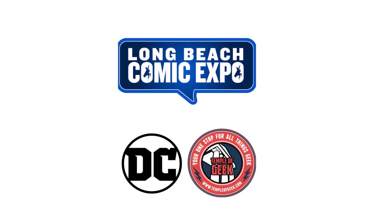 Long Beach Comic Expo : DC Gathering