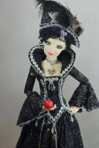 Most Beautiful in All The Land Wicked Queen by Bo Bergemann