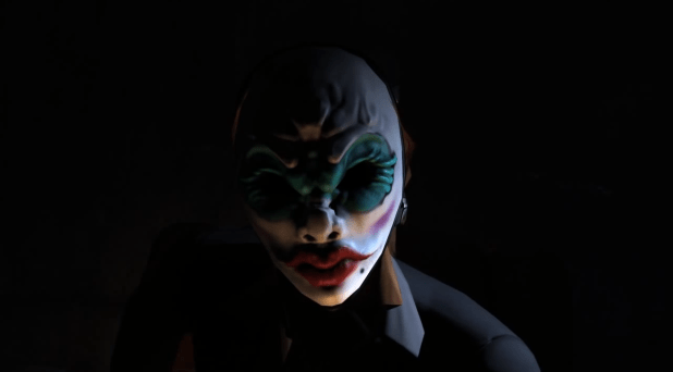 Payday 2 Female Heister