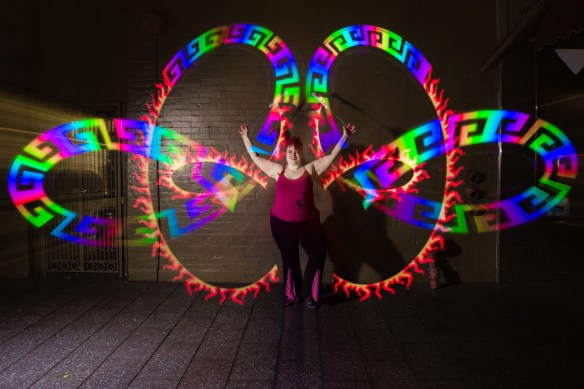 hire fire dancing performers