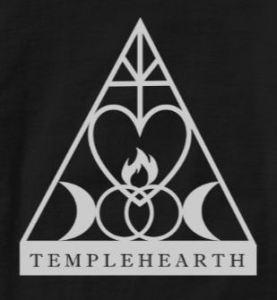 TempleHearth T-shirt