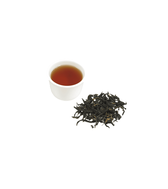 Dragon Monk Black Oolong (10g SAMPLE)