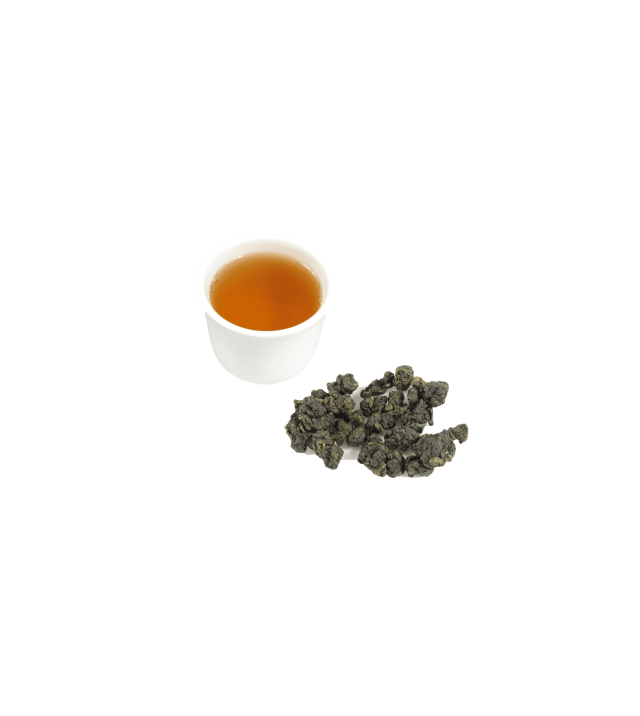 Tiger Monk Roasted Oolong (10g SAMPLE)