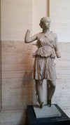 Statue of Artemis, from the Palazzo Massimo