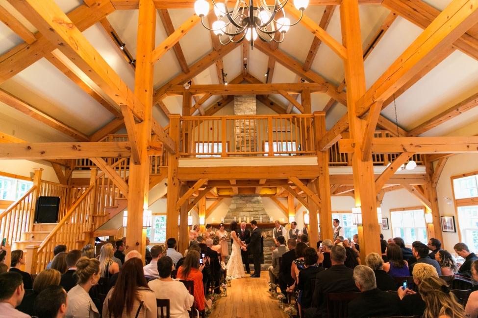 Temple's Ottawa Country Wedding Venue