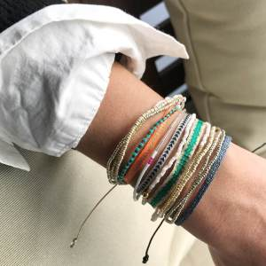 Argantina-bracelet-orange-arrow-woven-bracelet-templestones-3