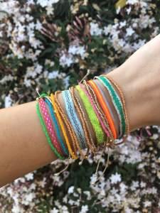 Argantina-bracelet-pink-white-woven-bracelet-templestones-2