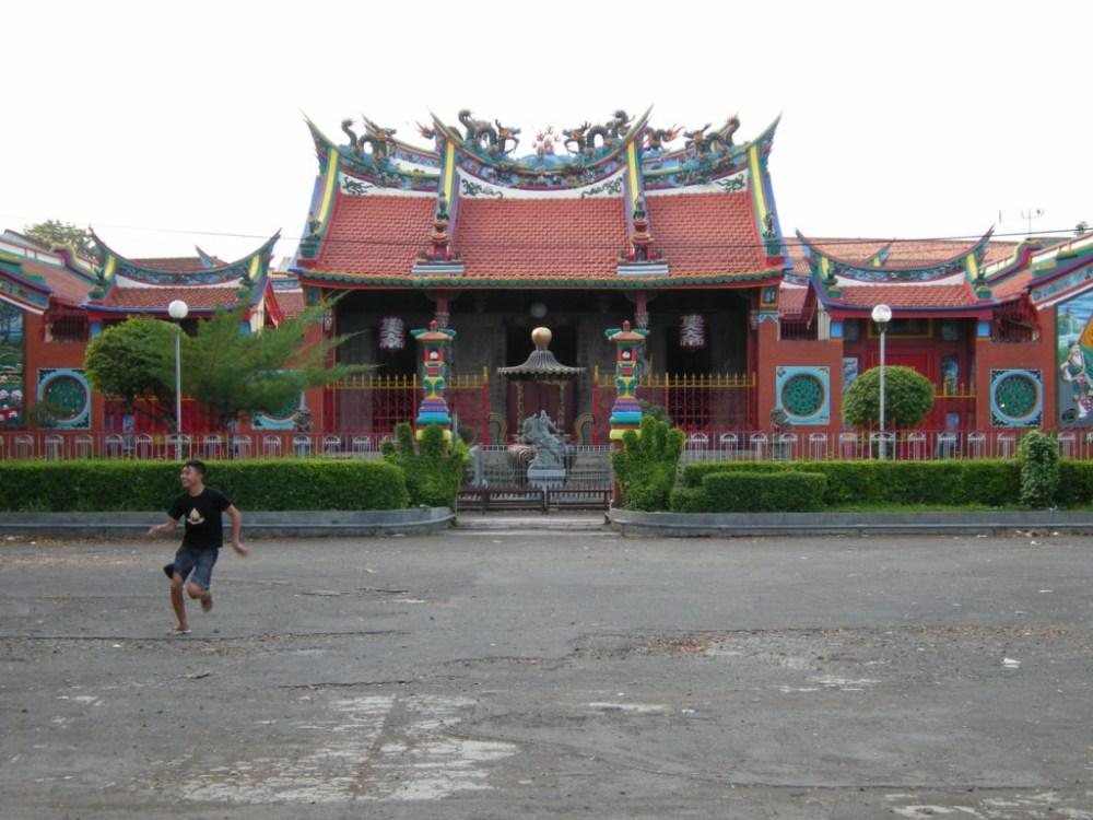 Klenteng Hiap Thian Kiong, Xie Tian Gong: Kwan Kong, Bandung, Indonesia. as build drawings