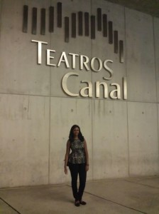 Teatros De Canal