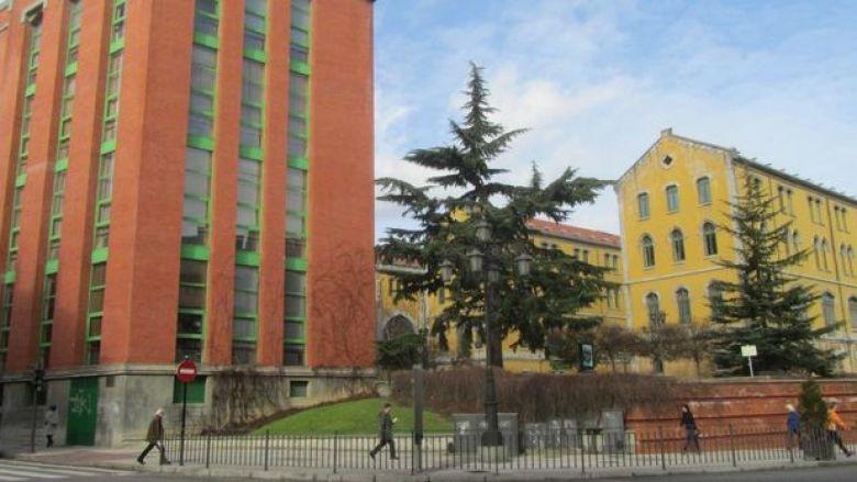 Our building, La Casa de las Lenguas, in Oviedo, Spain