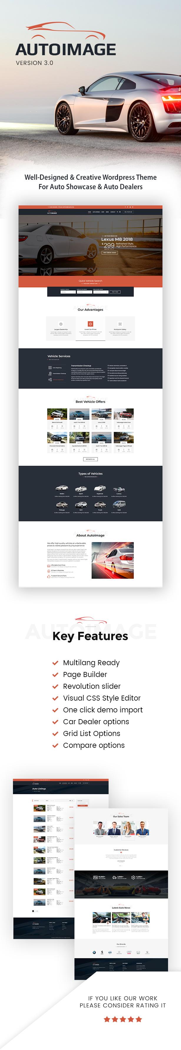 Autoimage - Automotive Car Dealer - 4