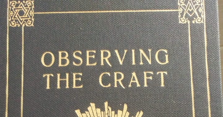 Observing the Craft - book