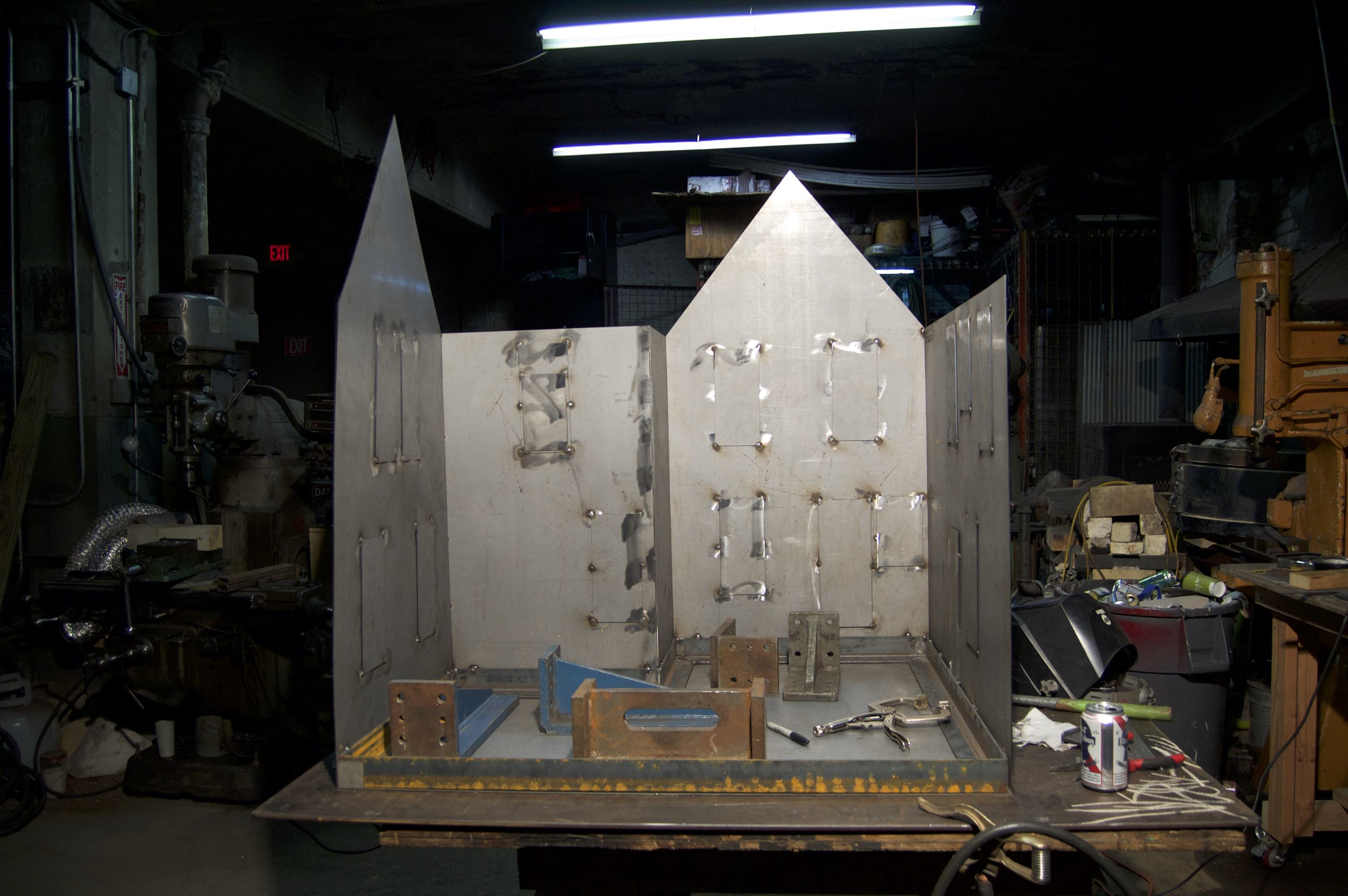 A view, in-process, from the inside