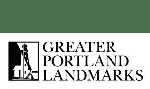 Greater Portland Landmarks logo