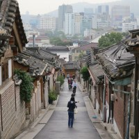 Artistic Spaces and Beautiful Places in Seoul