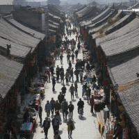 A Brief Glimpse into Ancient China in Pingyao