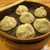 A City of Skyscrapers and Difficulties with Dumplings in Shanghai