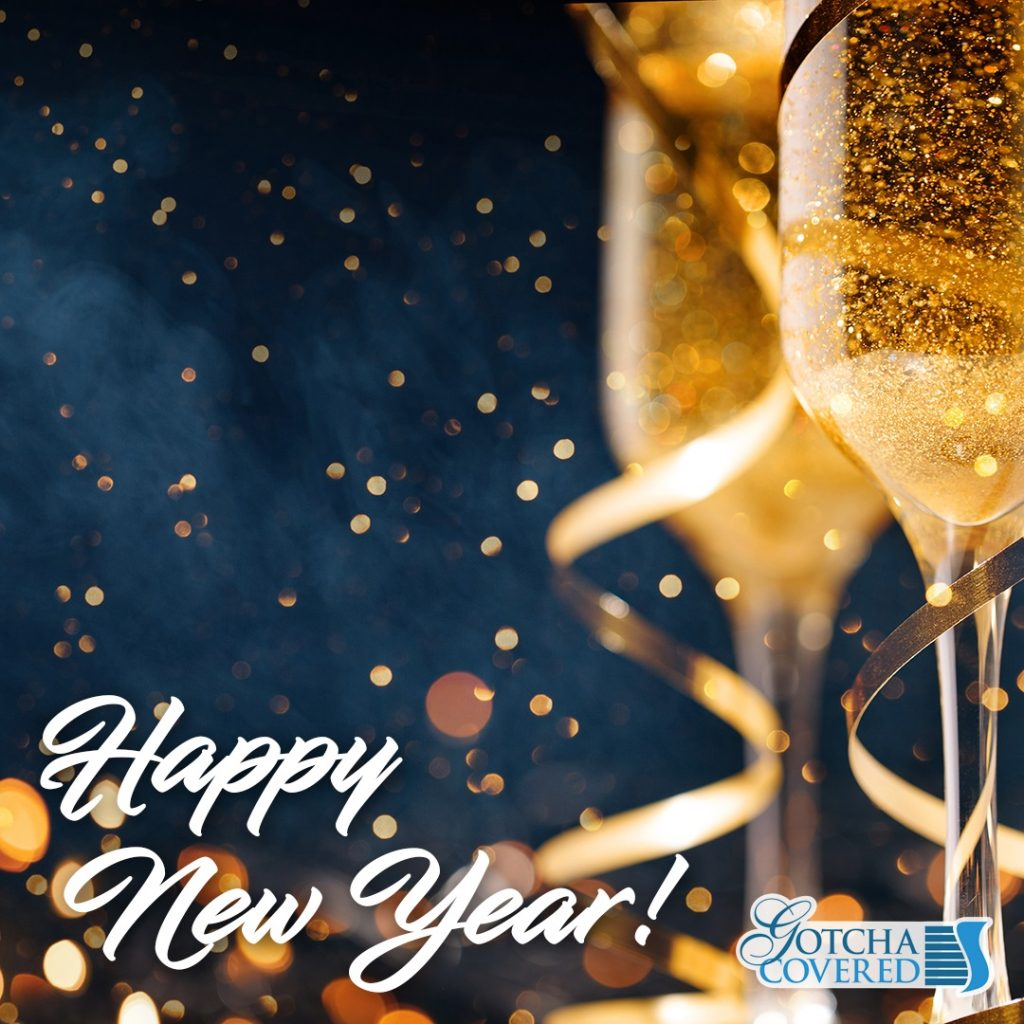 What a year it has been for all of us at Gotcha Covered!