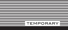 Temporary Art Review