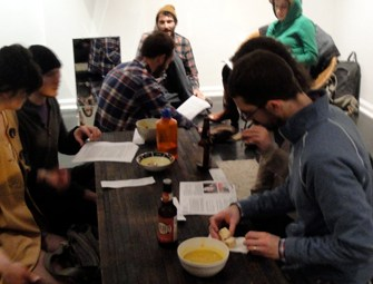 Talk Soup: The Spread of Meal-Based Micro-Grants