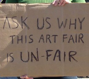 Occupy Museums, part 1