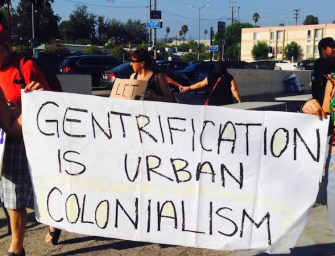 The Spaces of Gentrification