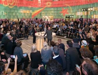 New World Embassy: Rojava