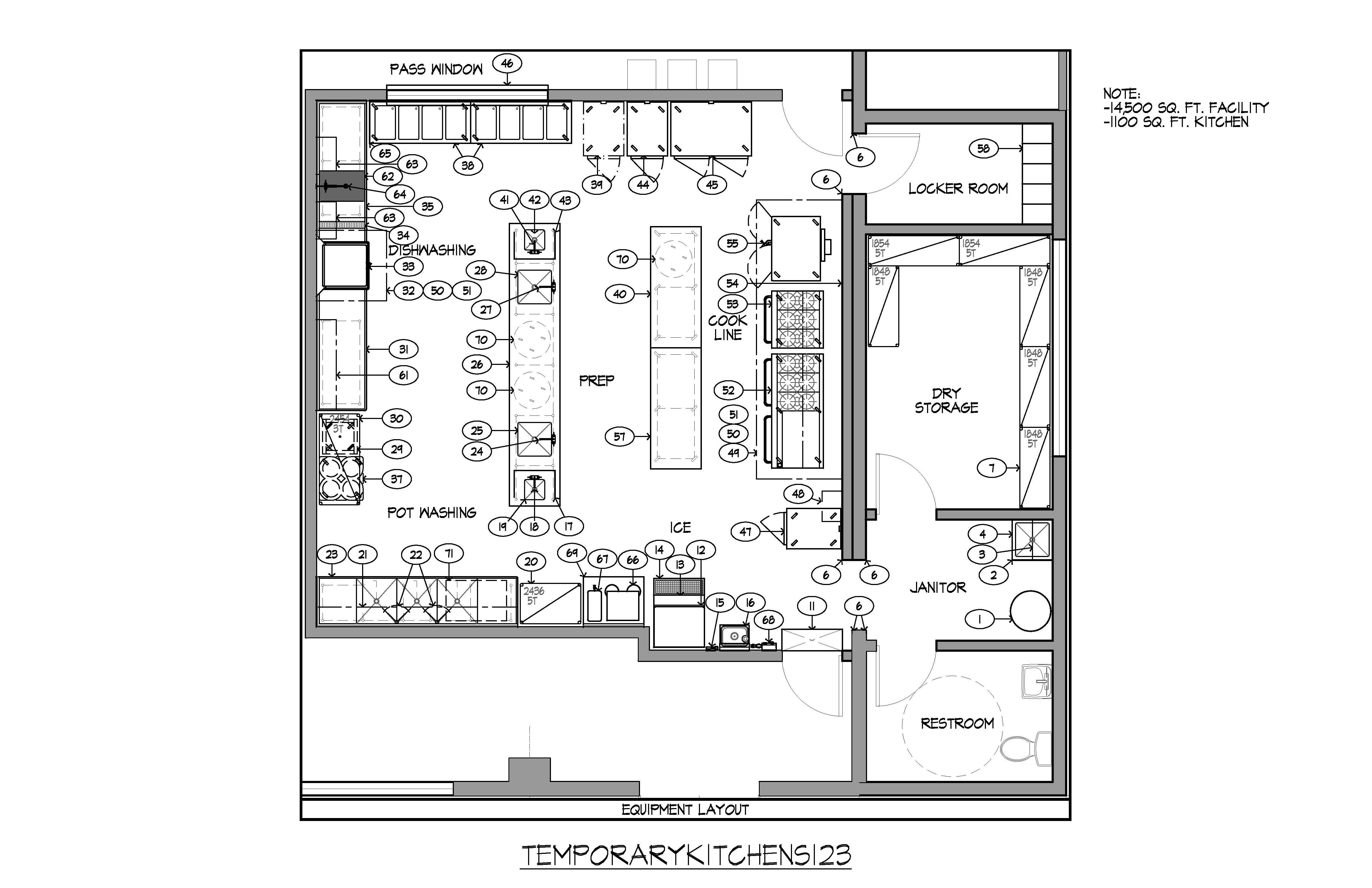 School Layout Design Modern House