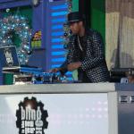 Magic Kingdom Tomorrowland Dance Party DJ