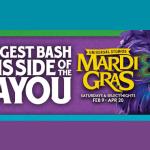 Universal Studios Mardi Gras 2013 – Details and More