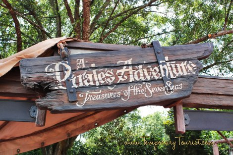 A Pirates Adventure Treasures of the Seven Seas Walt Disney World