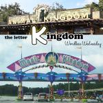 Wordless Wednesday, The Letter K