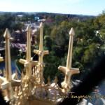 Cinderella Suite in Cinderella's Castle in Magic Kingdom at Walt Disney World Fl #DisneySide #DSMM #WDW