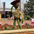 The SmokeHouse Outdoor Kitchen Epcot's International Flower and Garden Festival #EpcotinSpring #FlowerandGarden