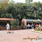 The SmokeHouse Outdoor Kitchen Epcot's International Flower and Garden Festival #EpcotinSpring #FlowerandGarden