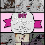 How to Make Your Own Frozen T-Shirts