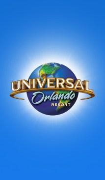 Universal Studios iOS mobile app opening screen