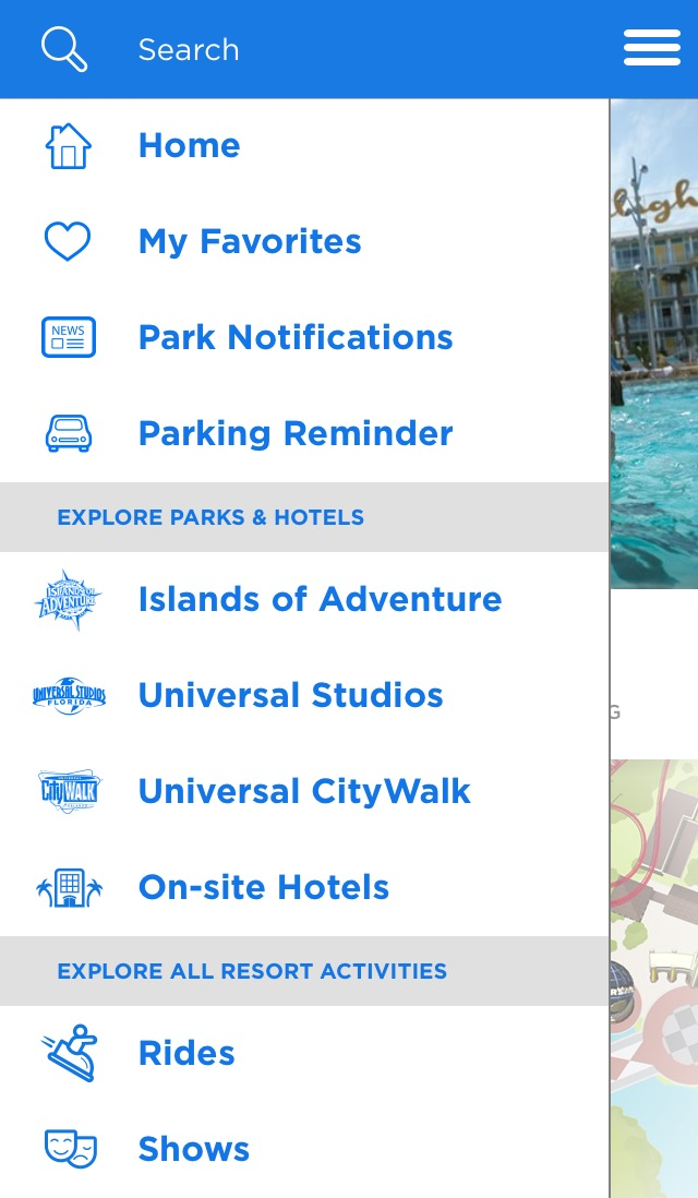 Universal Orlando Launches all New Mobile App | Temporary