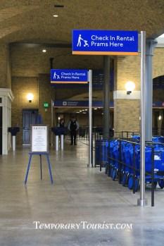 The Hogwart's Express - Universal Studios