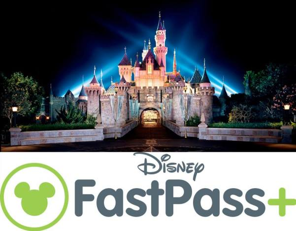 FastPass+ is coming to Disneyland