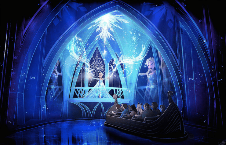 Frozen Ever After opens June 21 2016