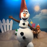 Olaf Meet and Greet Opens at Disney World Hollywood Studios