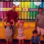 Beating the Orlando Heat at M&M'S World Store Fun