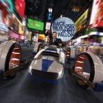 Race Through New York Starring Jimmy Fallon at Universal Studios will Open April 6th, 2017