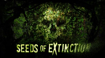 NEW ORIGINAL HAUNTED HOUSE – SEEDS OF EXTINCTION – REVEALED FOR UNIVERSAL ORLANDO'S HALLOWEEN HORROR NIGHTS 2018